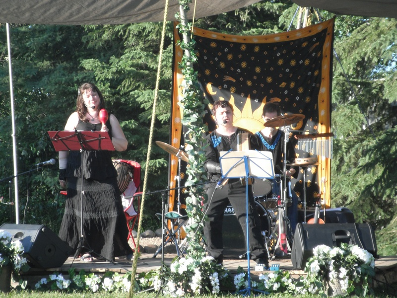 Raven's Call at Sunwheel 2012